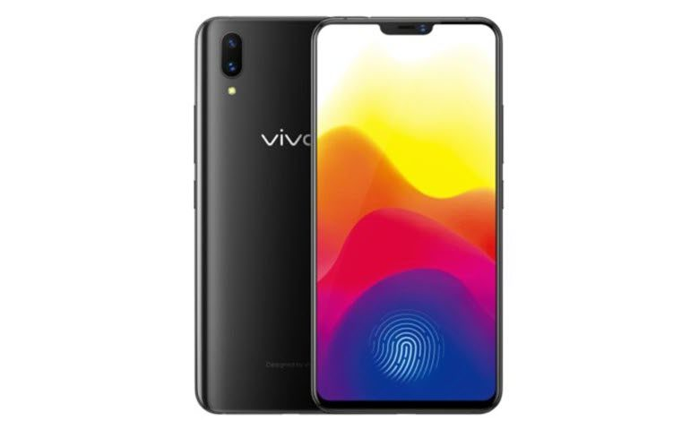 Vivo X21 UD
