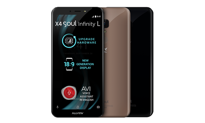 Allview X4 Soul Infinity L