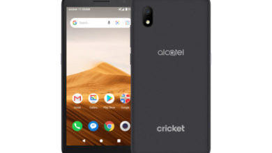 Alcatel Apprise for Cricket Wireless