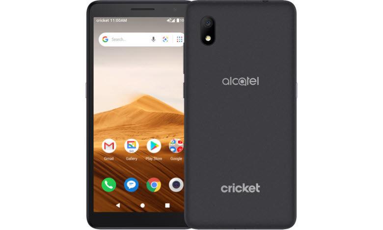 Alcatel Apprise for Cricket Wireless