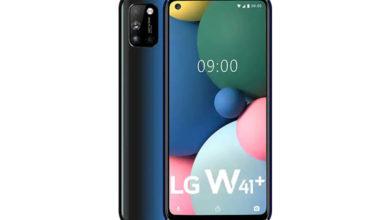 LG W41+ Plus