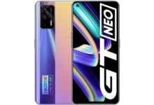Realme GT Neo RMX3031